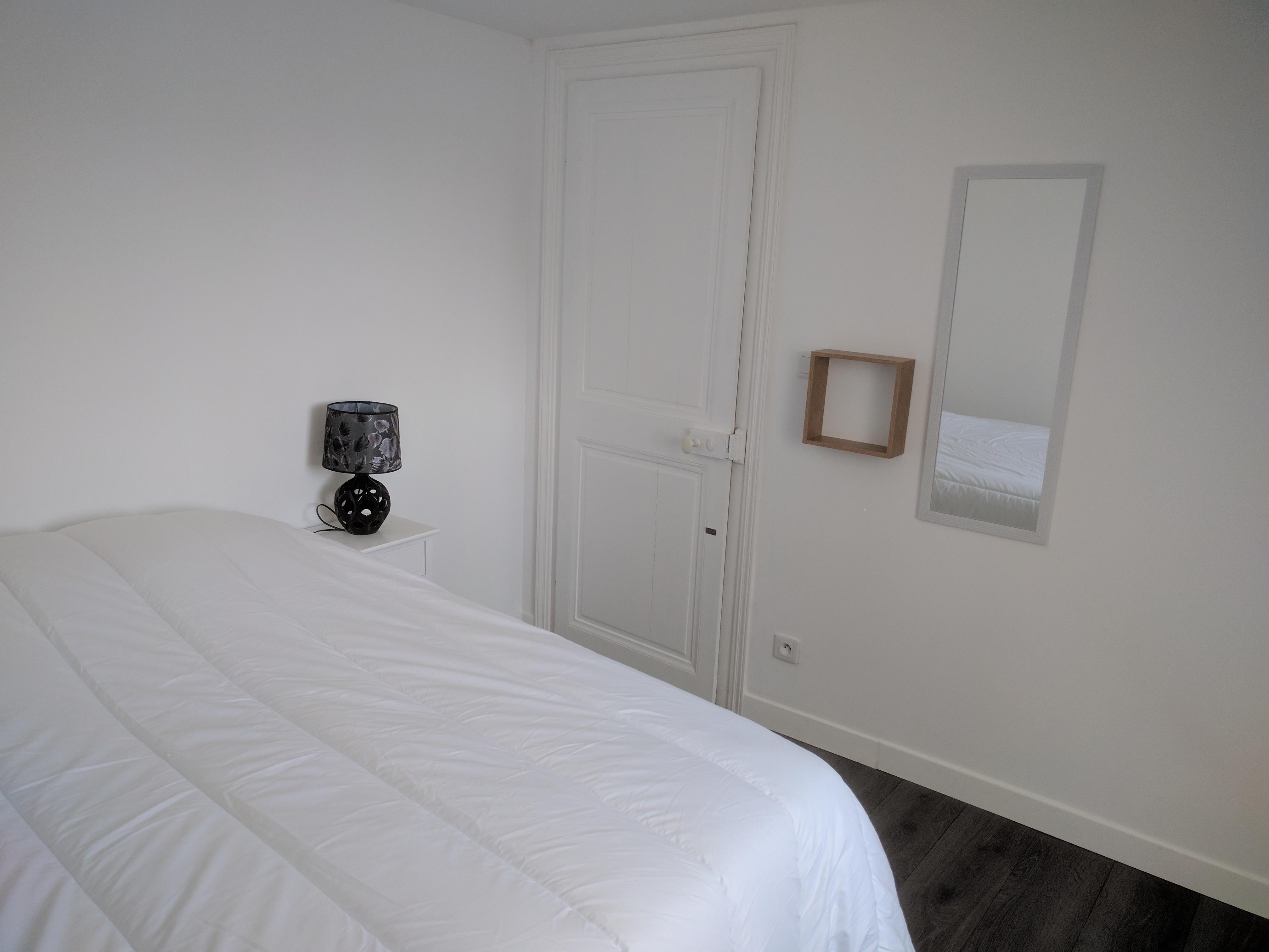 Chambre 2 02 Wissant Chez Edwige