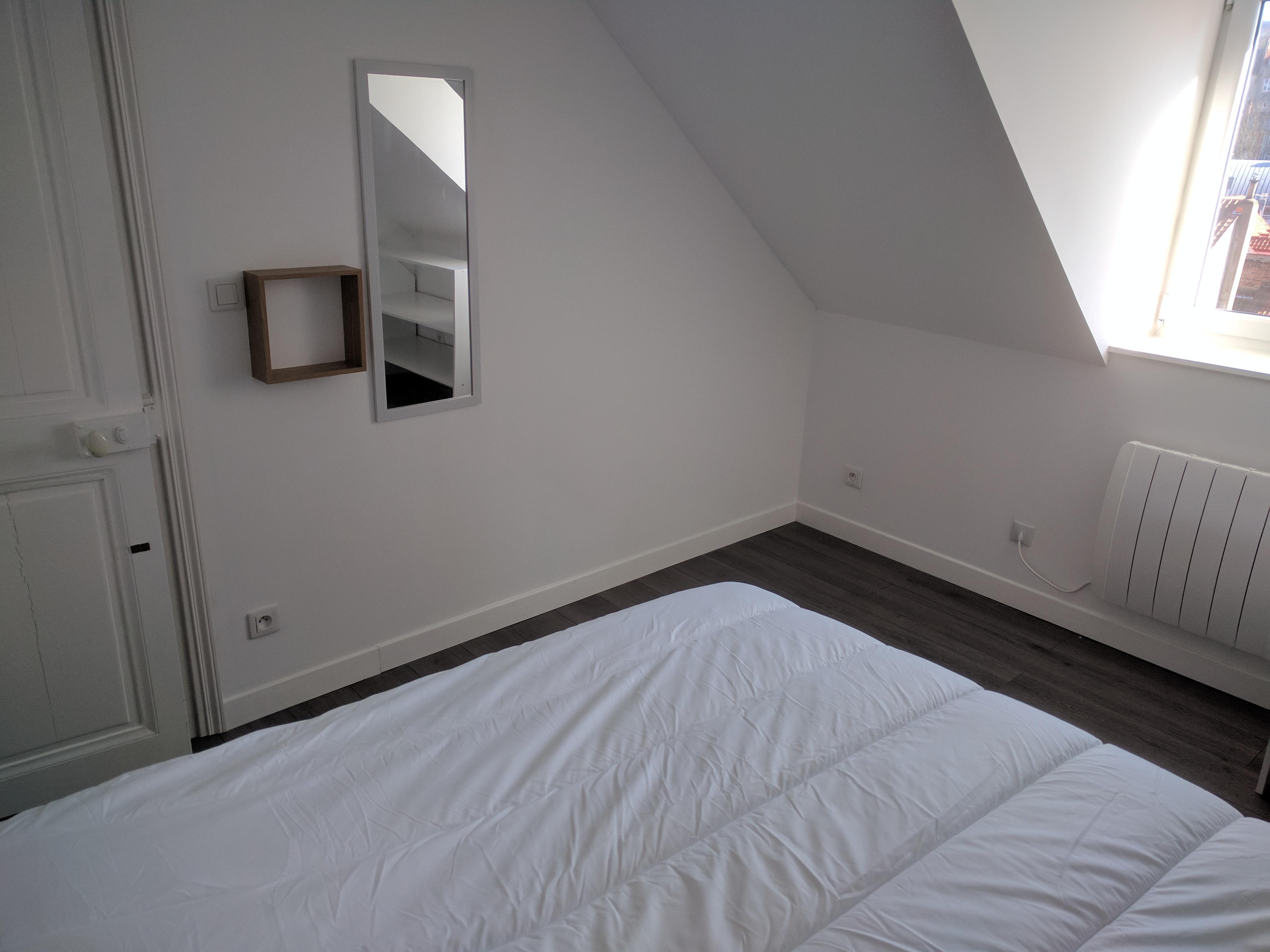 Chambre 2 03 Wissant Chez Edwige
